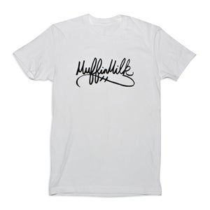 Image of The Signature Tee (Black/White)