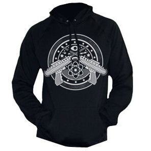 Image of Sci Fri Ray Guns Pullover Hoodie