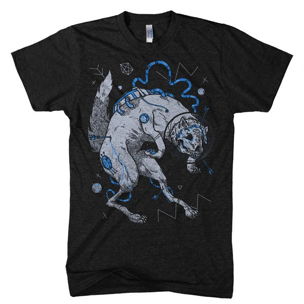 Image of SPACEWOLF! 2.0 - Tri-Blend