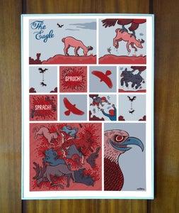 Image of 'The Eagle' - Néstor F.
