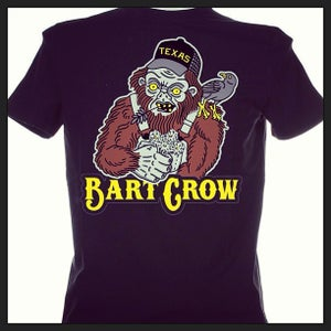 Image of BC *NEW* Bart Crow Sasquatch Tee