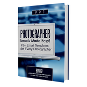 Image of Photographer Emails Made Easy