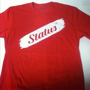 Image of Status Stripe T-Shirt