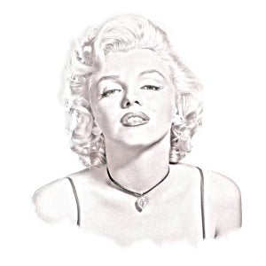 Image of MARILYN (white)