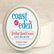 Image of Shea Butter Healing Hand Cream