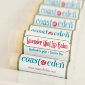 Image of Shea Butter Lip Balm - 8 natural flavors!