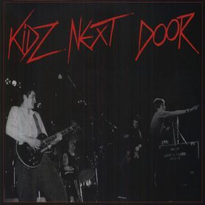 Image of [EPS#08] Kidz Next Door ‎– Kidz Next Door LP
