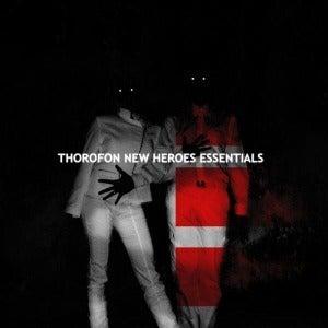Image of [gg168] Thorofon - New Heroes Essentials CD