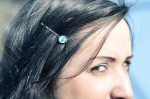Image of Barrette cheveux collection noire