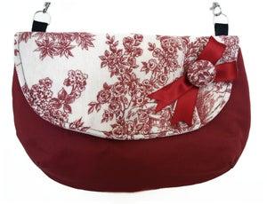 Image of Mochila // Backpack VINTAGE RED