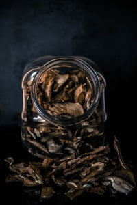 Image of Dried Mushrooms
