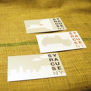 Image of syracuse postcard three-pack