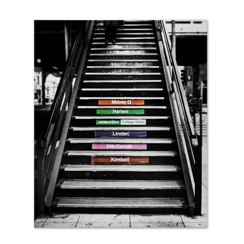 Image of Subway Steps