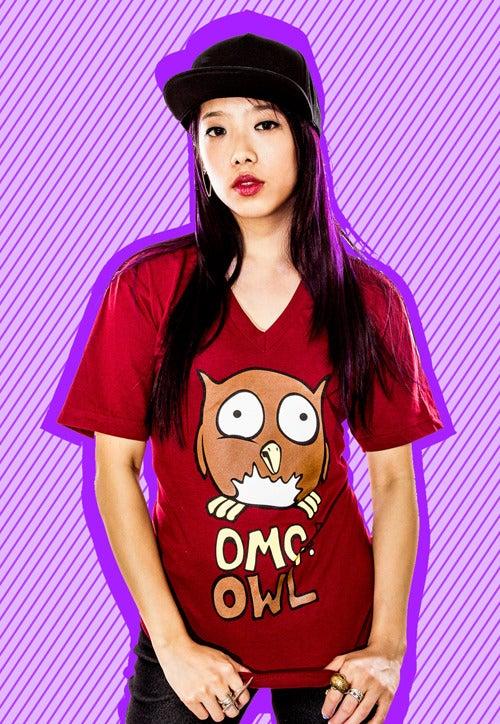 Image of OMG! Owl