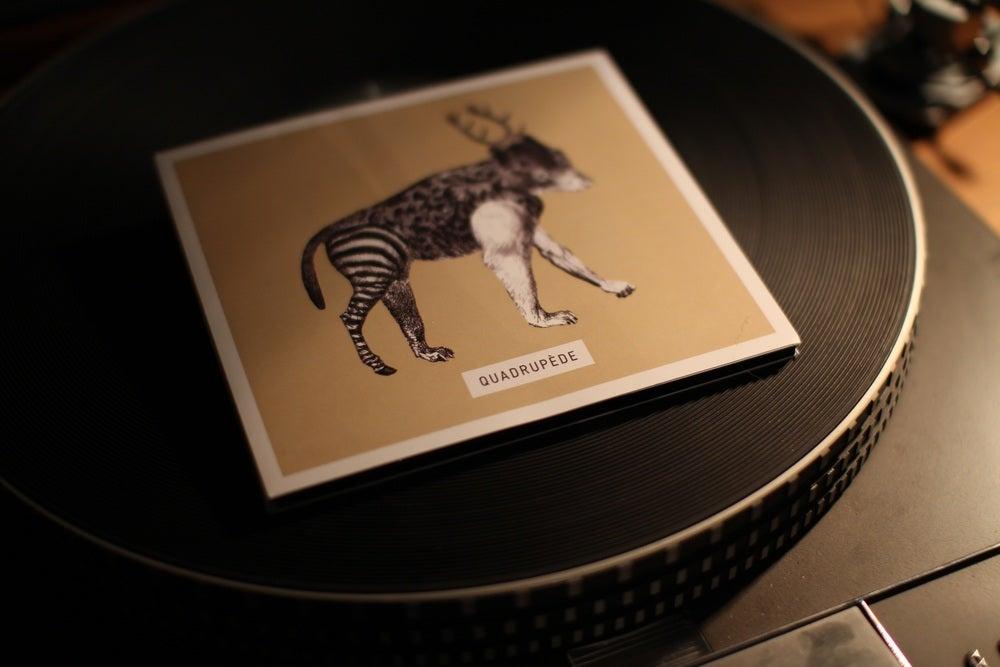 Image of Quadrupède - EP