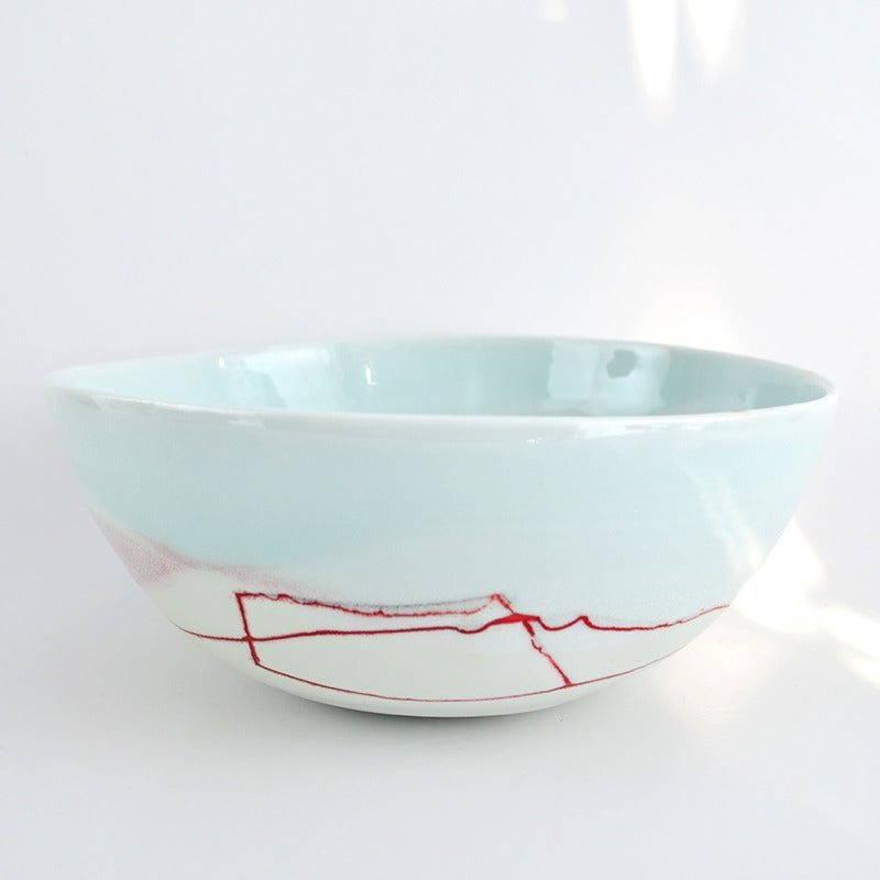 Image of large porcelain bowl