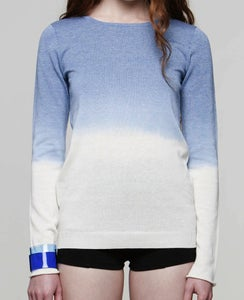 Image of Dipped Sweater.