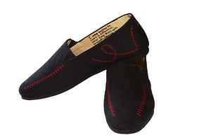 Image of Nix Original- Black/ Single Stitching
