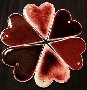 Image of porcelain heart