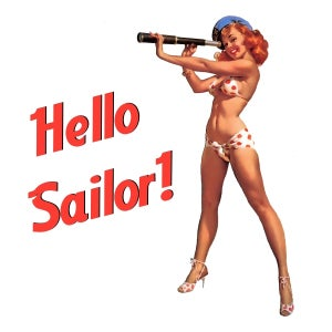 Image of SAILOR (white)