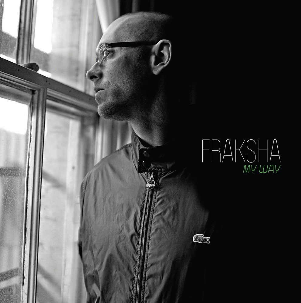 Image of BTE022 - FRAKSHA - My Way