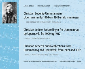 Image of CHRISTIAN LEDENS LYDSAMLINGER FRA UUMMANNAQ OG UPERNAVIK