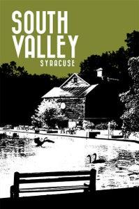 Image of south valley neighborhood print