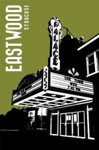Image of eastwood neighborhood print