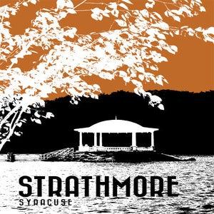 Image of strathmore neighborhood print