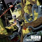 "Image of Darko - From Trust To Conformity 10"" Vinyl"