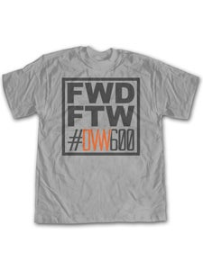 Image of DVW600 FWD FTW Tee