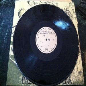 Image of No Ocean in Ireland - Vinyl LP