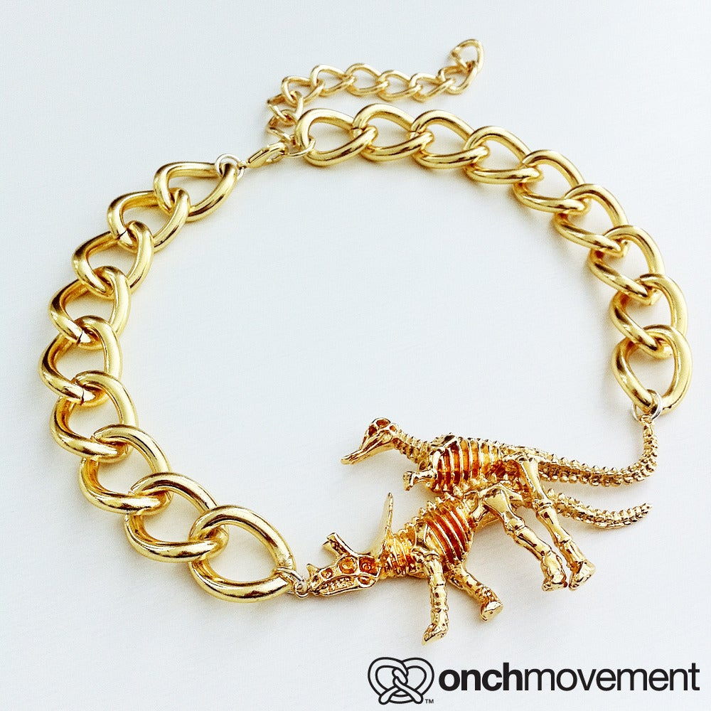Image of Lucky Bones (14K Gold Plated)