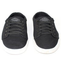 Image of The Moibster - Casual Canvas Shoe - Black - FREE SHIPPING AUS WIDE