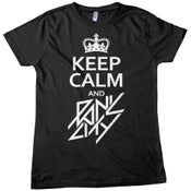 Image of KEEP CALM & PANIC CITY tee