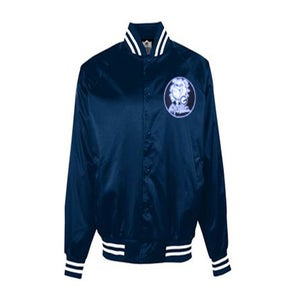 Image of Gravatude Navy Bulldog Jacket