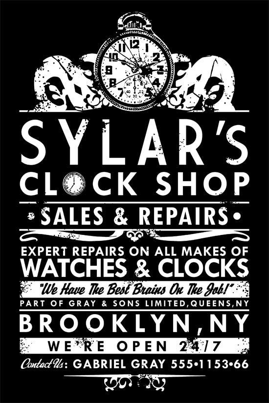 Image of Sylar's Clockshop
