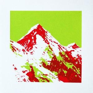Image of Mountain View 5 print