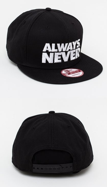 Image of Always Never Snapback
