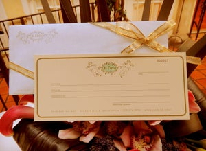 Image of Il Cielo Gift Certificates