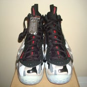 Image of Nike Foamposite One Fighter Jet