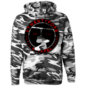 Image of Fighter Jet Camo Hoodie