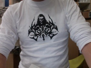 Image of Black Metal T-Shirt