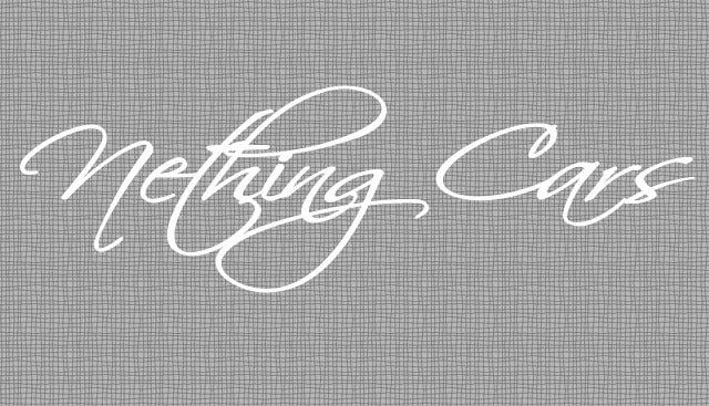 Image of Nething Cars Window Banner (LARGE)
