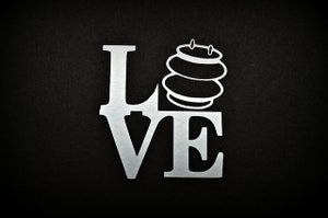 Image of LOVE BAGS DECAL!