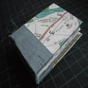 Image of Hand-bound Queens Borough Sketchbook