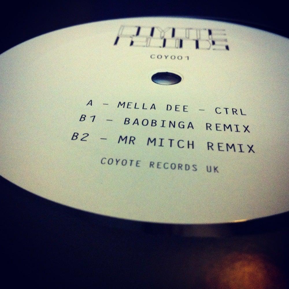 Image of COY001 | Mella Dee - CTRL
