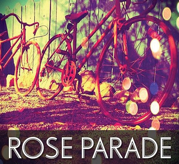 Image of Rose Parade (Debut album digipack CD)