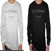 Image of Paradigms long sleeve shirt