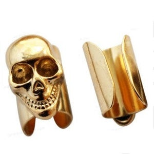 Image of Skull Ear Cuff